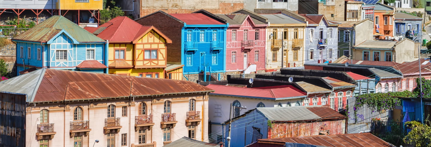 Free Walking Tour of Valparaiso