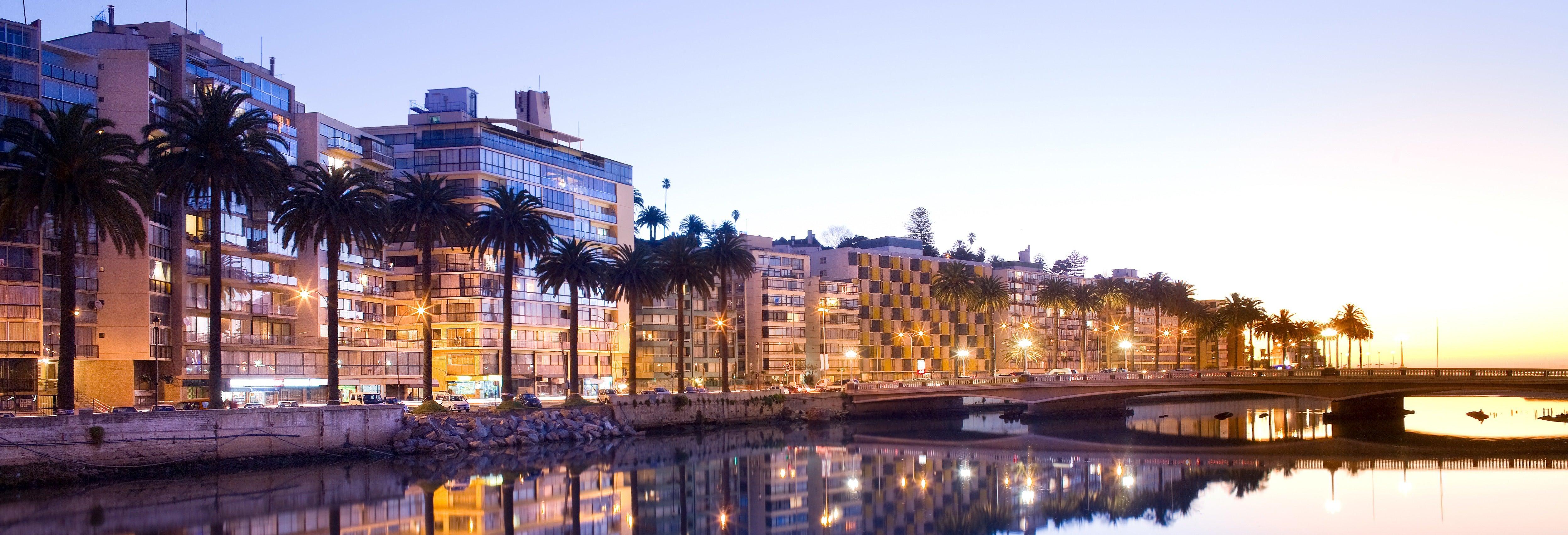Tour nocturno por Valparaíso y Viña del Mar