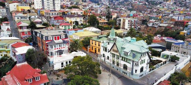 Tour completo di Valparaíso