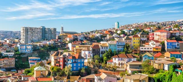 Visita guidata di Valparaíso