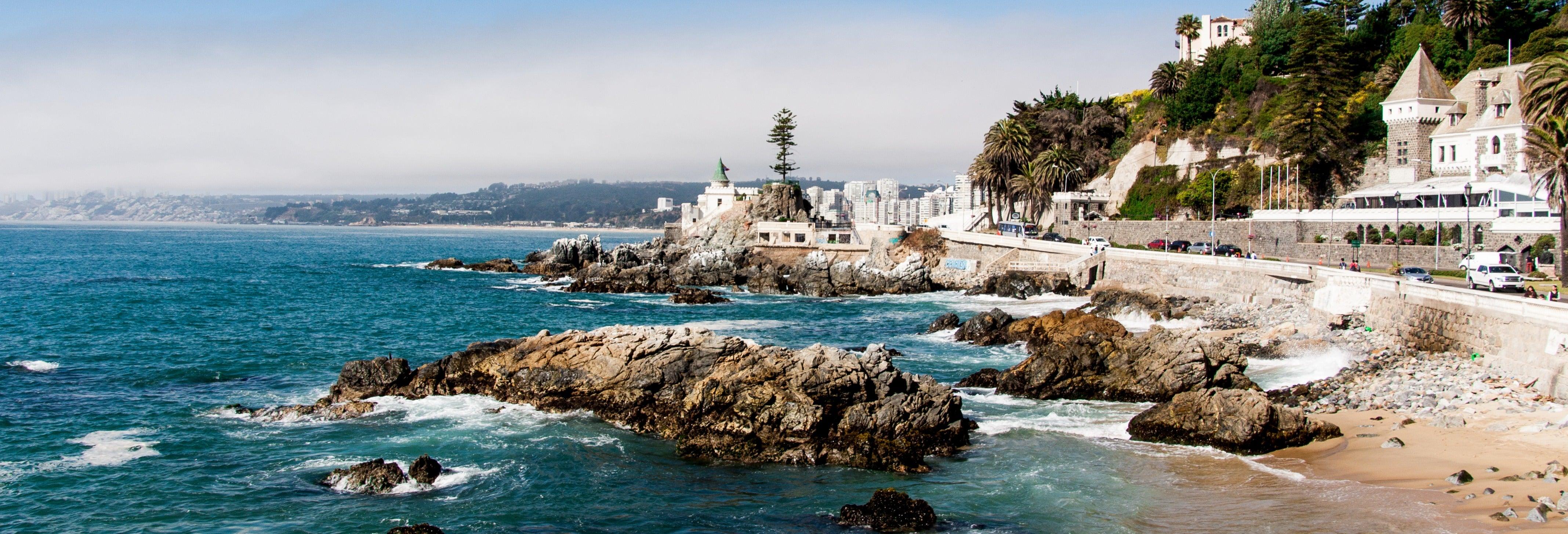 Tour da cerveja por Viña del Mar