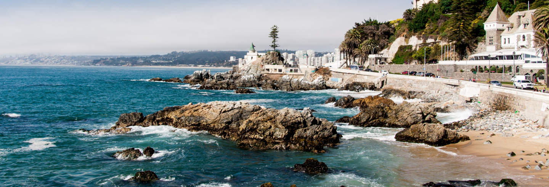 Visite des plages de Viña del Mar