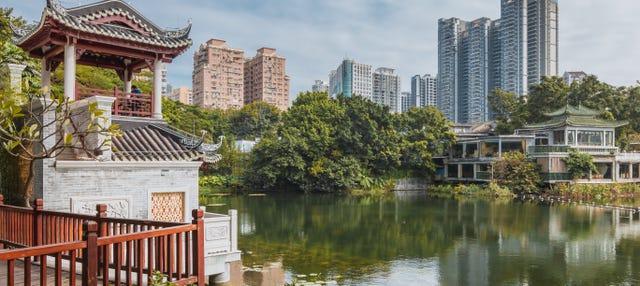 Tour privado pela Guangzhou histórica