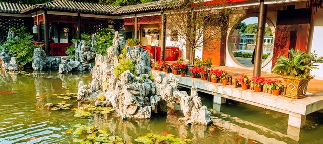 Visita guiada privada pela Guangzhou imprescindível