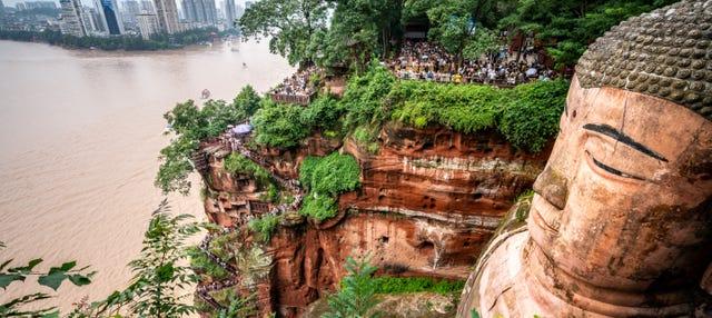 Excursión privada al Gran Buda de Leshan