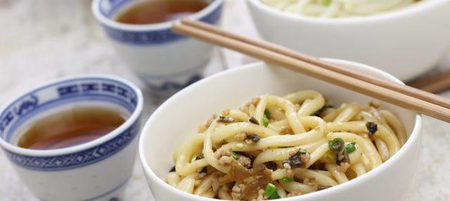 Taller de cocina china