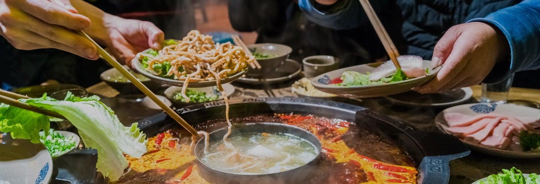 Tour gastronomico di Chengdu