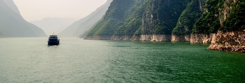 Crucero de 4 días por el río Yangtsé hasta Yichang