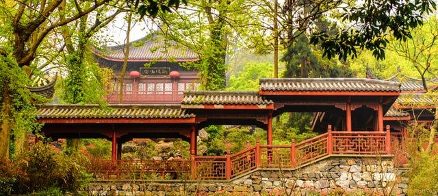 Excursión privada al templo de LingYin y Lago del Oeste