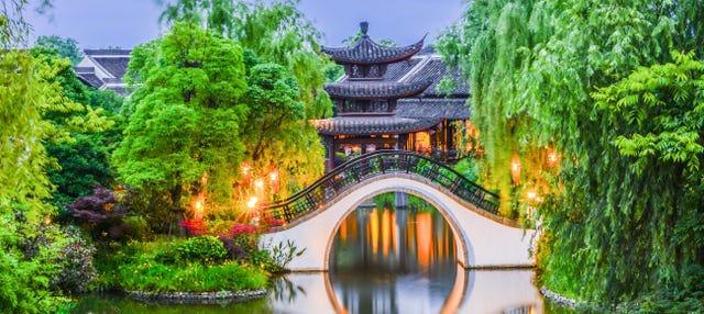 Visita guiada por Hangzhou
