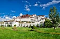 Circuito privado por Tíbet con guía en español