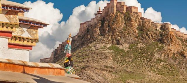 Excursión privada de 2 días a Gyantse y Shigatse