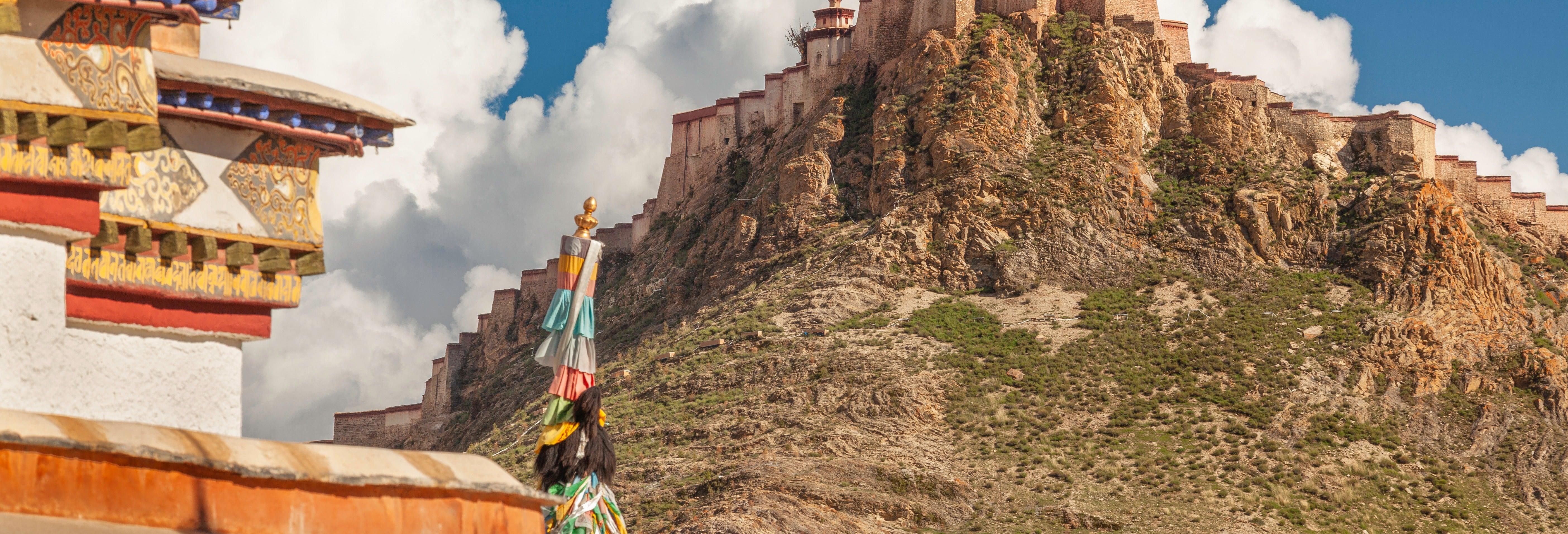 Escursione privata di 2 giorni a Gyantse e Shigatse