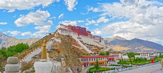 Tour de 4 días por Lhasa