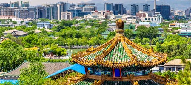 Contrastes de Pequim