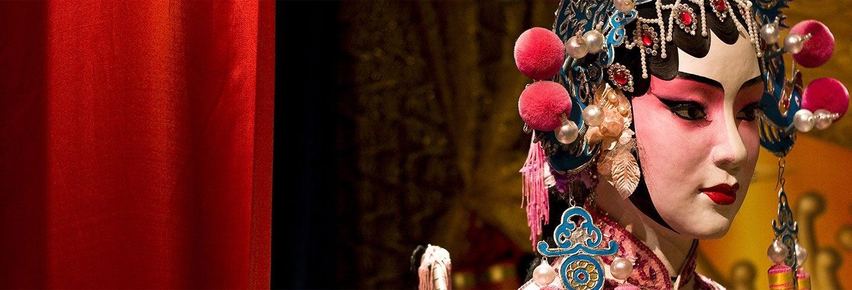 Ópera de Pekín en el Teatro Liyuan