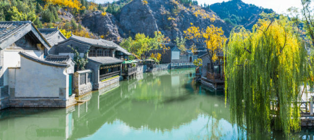 Simatai Great Wall & Gubei Water Town Day Trip
