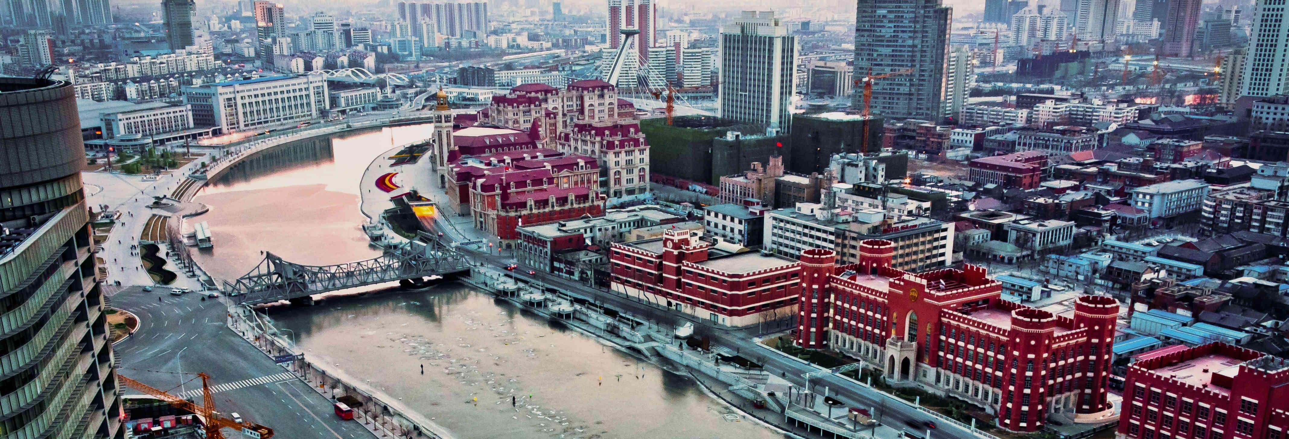 Excursion privée à Tianjin