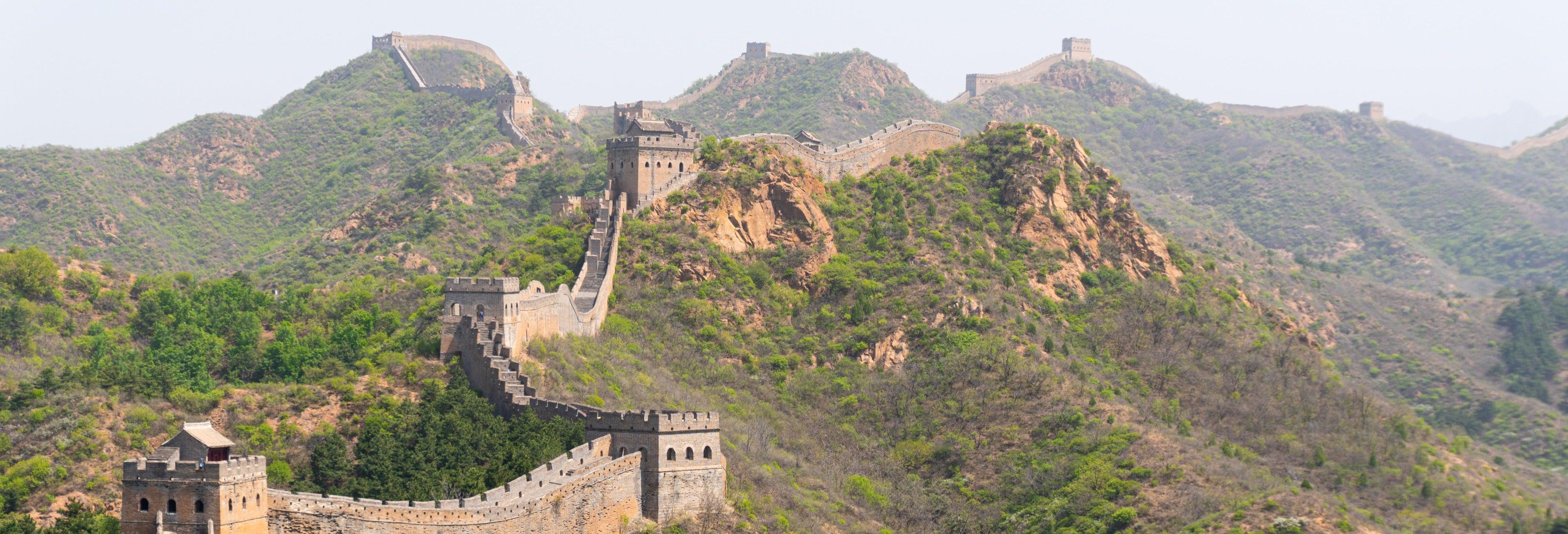 Gran Muralla China + Ciudad Prohibida