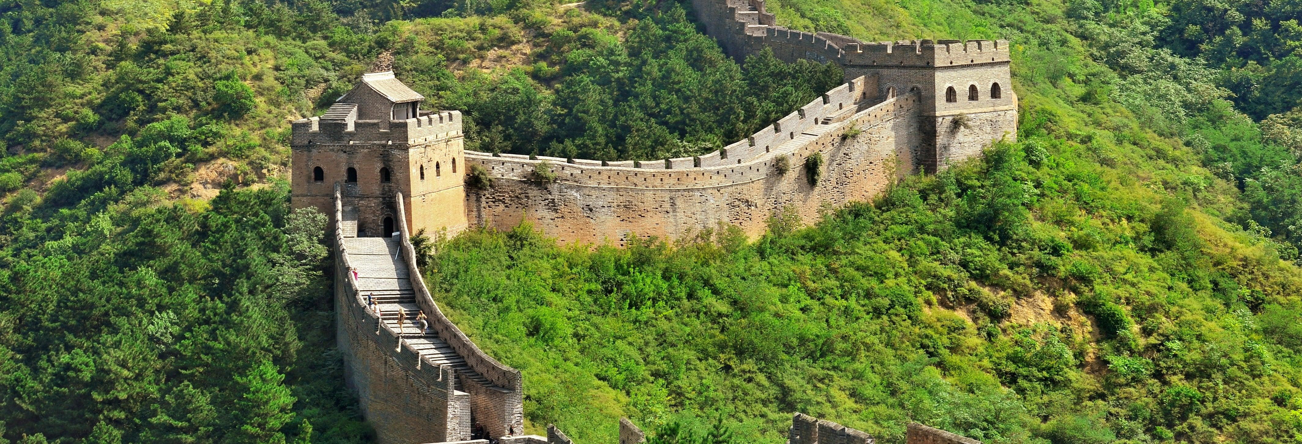 Grande Muraglia di Mutianyu + Tombe Ming