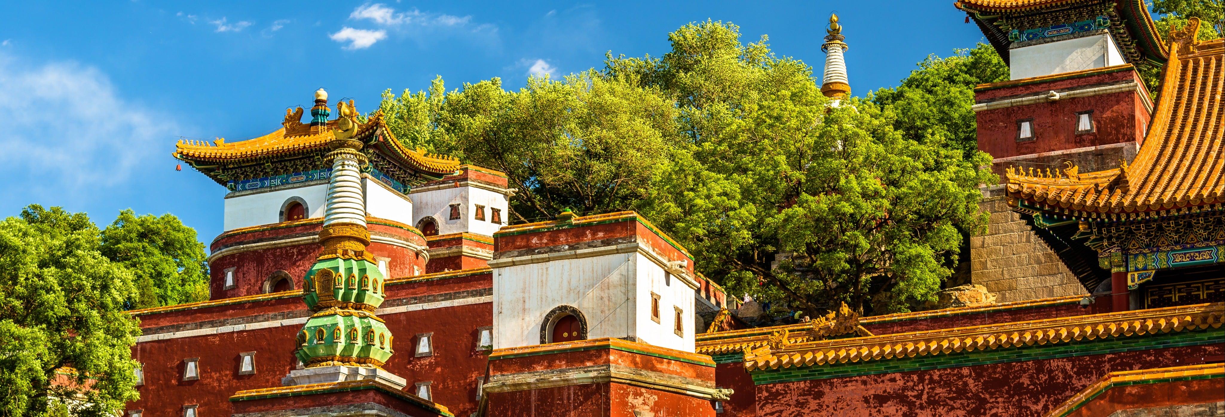 Palazzo d'Estate e Tempio dei Lama