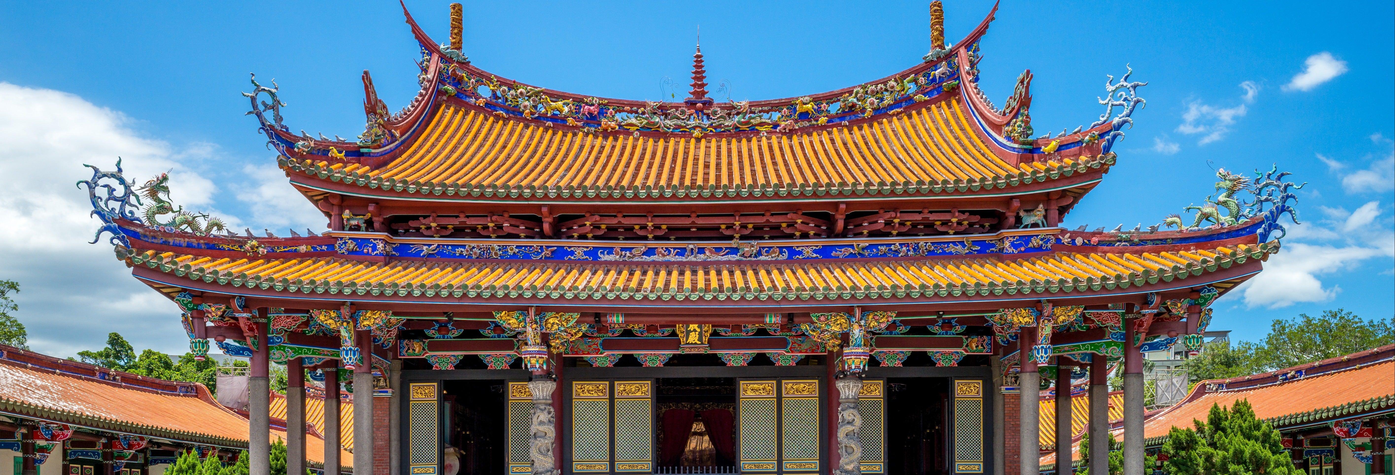Temple de Confucius, Parc Beihai et Musée de la Capitale