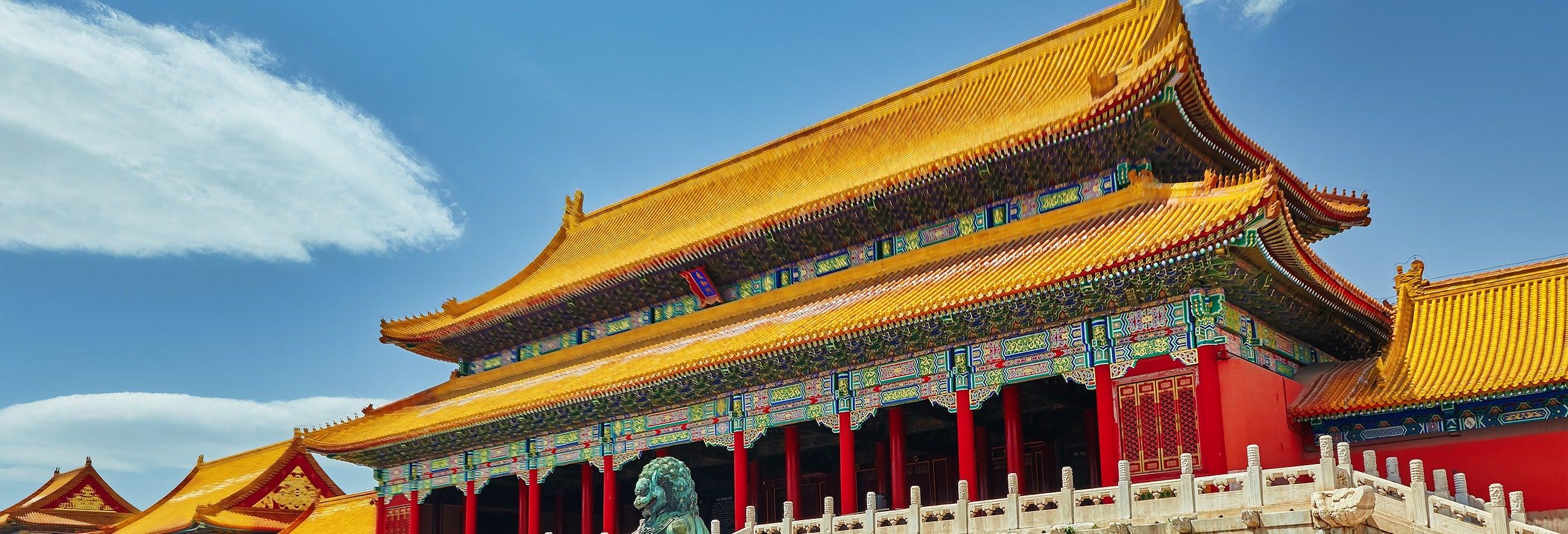 Top 3 de Pequim em um dia