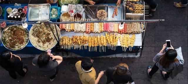 Tour gastronómico por Pekín