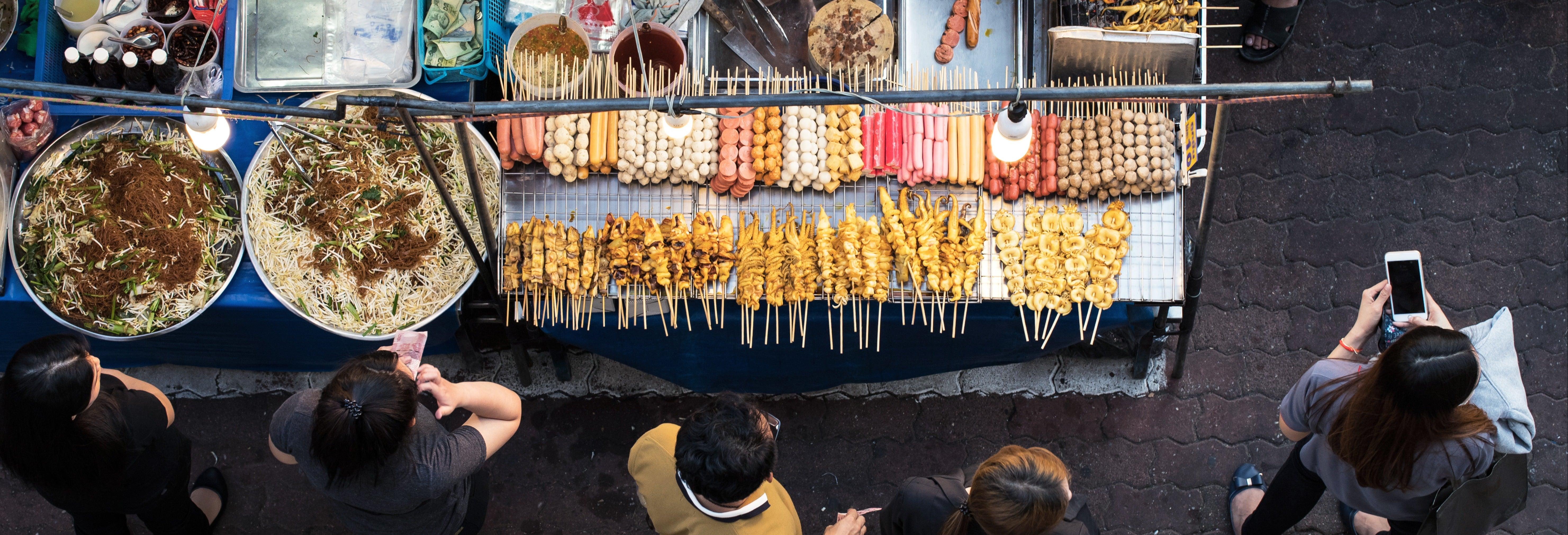 Visite gastronomique dans Pekin