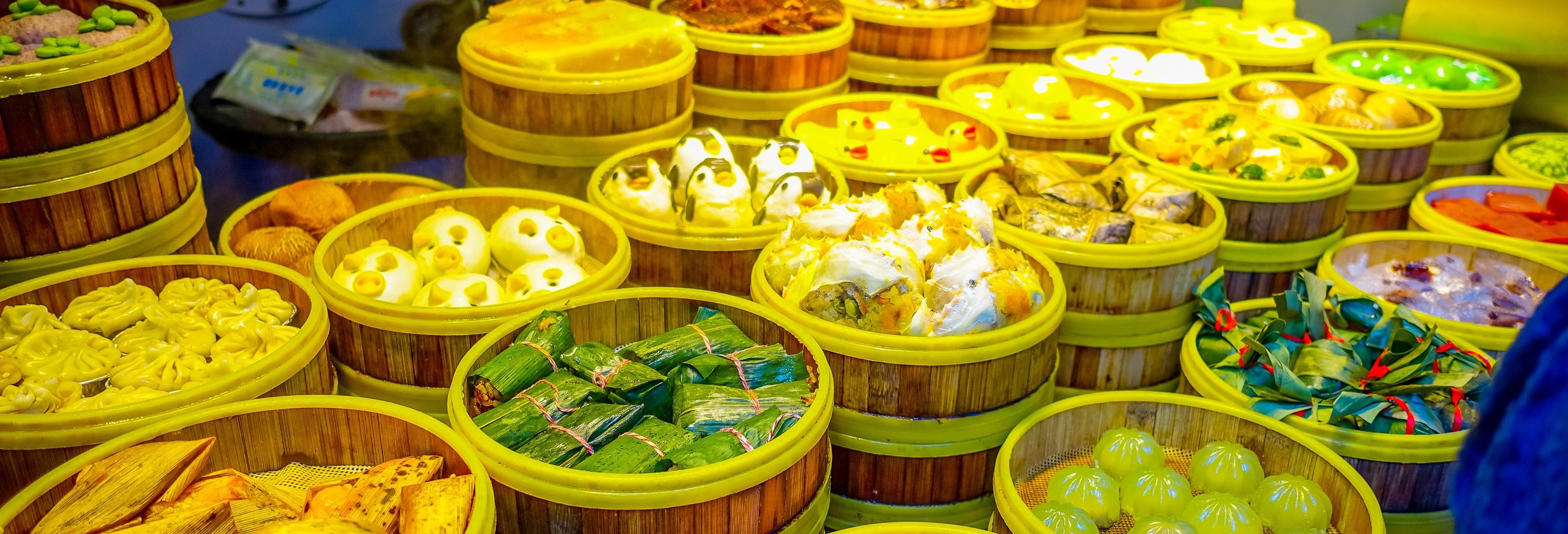 Free tour pela Concessão Francesa de Shanghai
