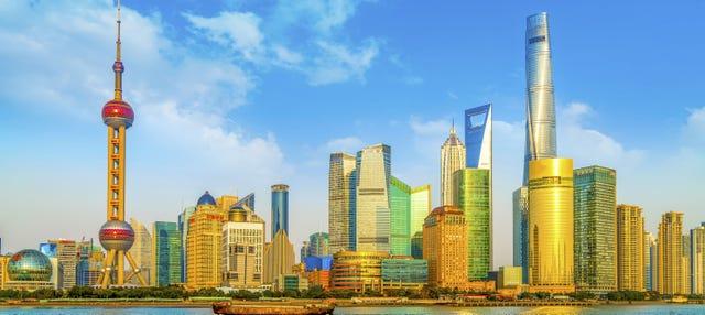 Free tour por Shanghái