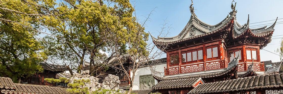 Jardin et Marché Yuyuan