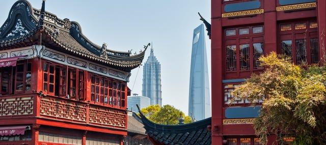 Visita guiada pela Shanghai histórica