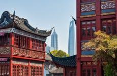 Tour privado por el Shanghái histórico