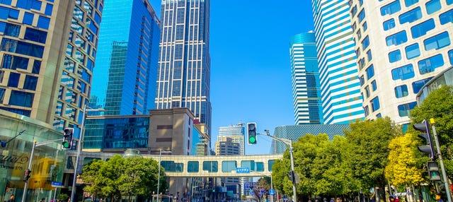 Visita guiada por el Shanghái actual