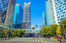 Visita guiada privada por el Shanghái actual