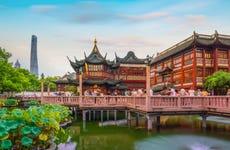 Visita guiada por Shanghái