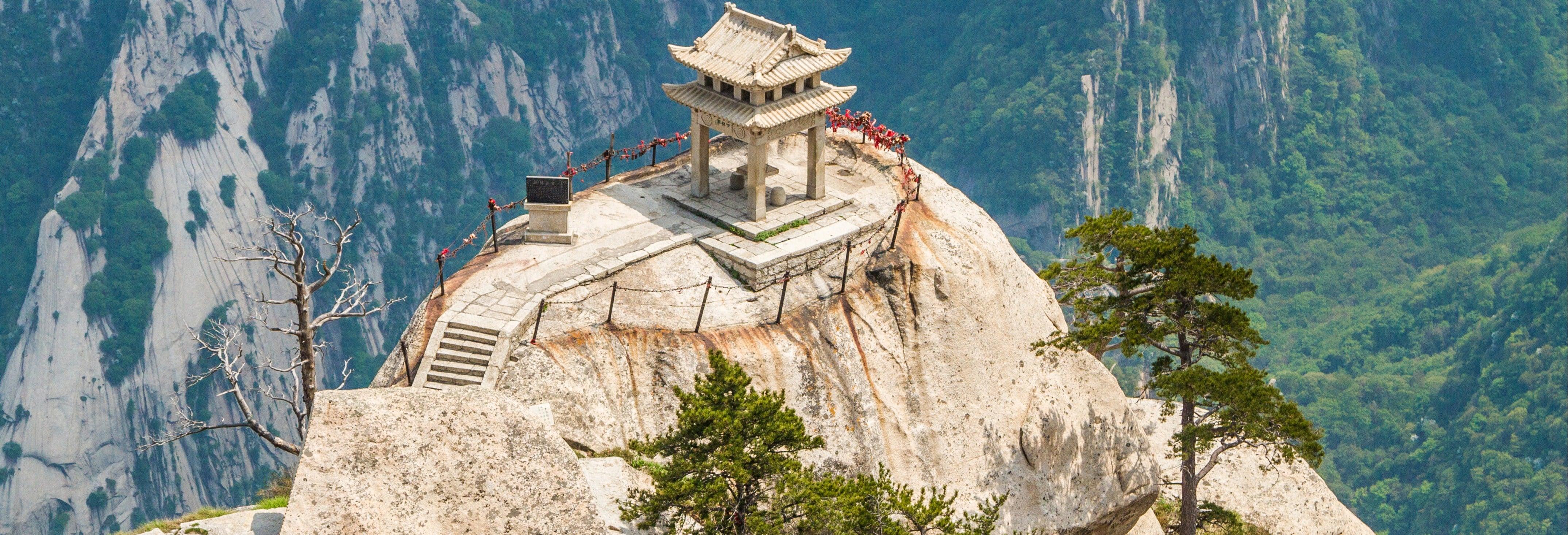 Excursión privada al Monte Huashan