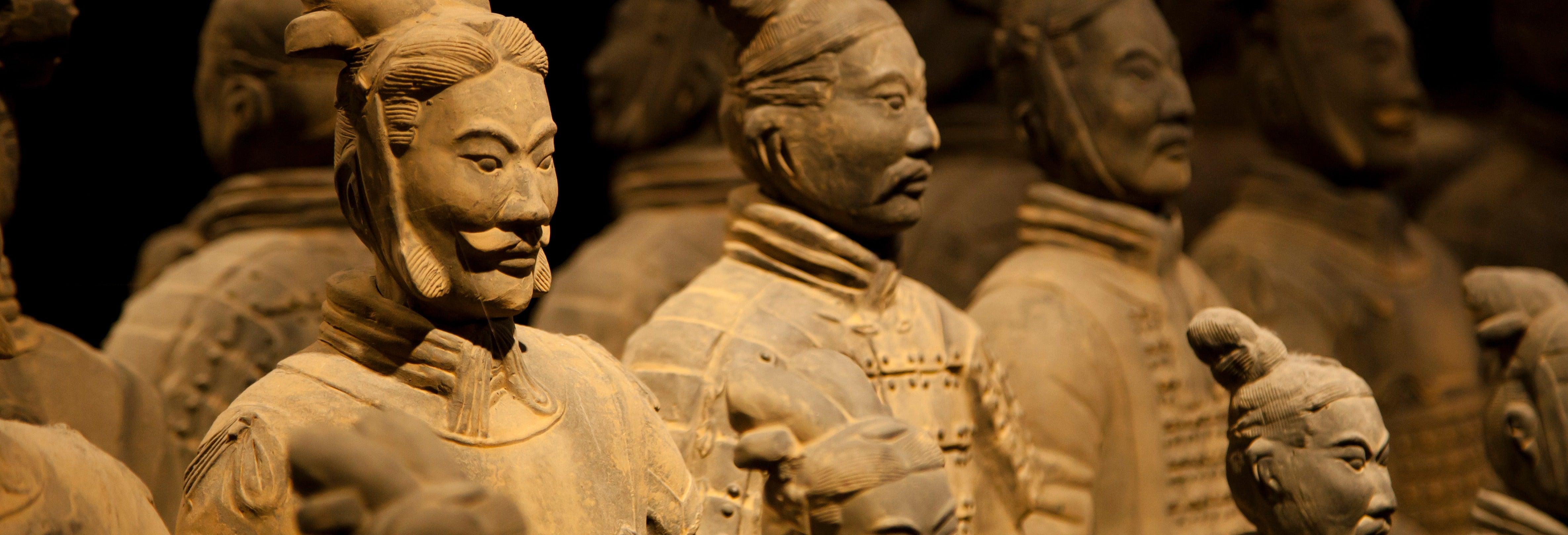Rota da Seda em 8 dias de Xian a Kashgar