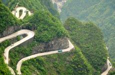 Excursión privada a la montaña Tianmen