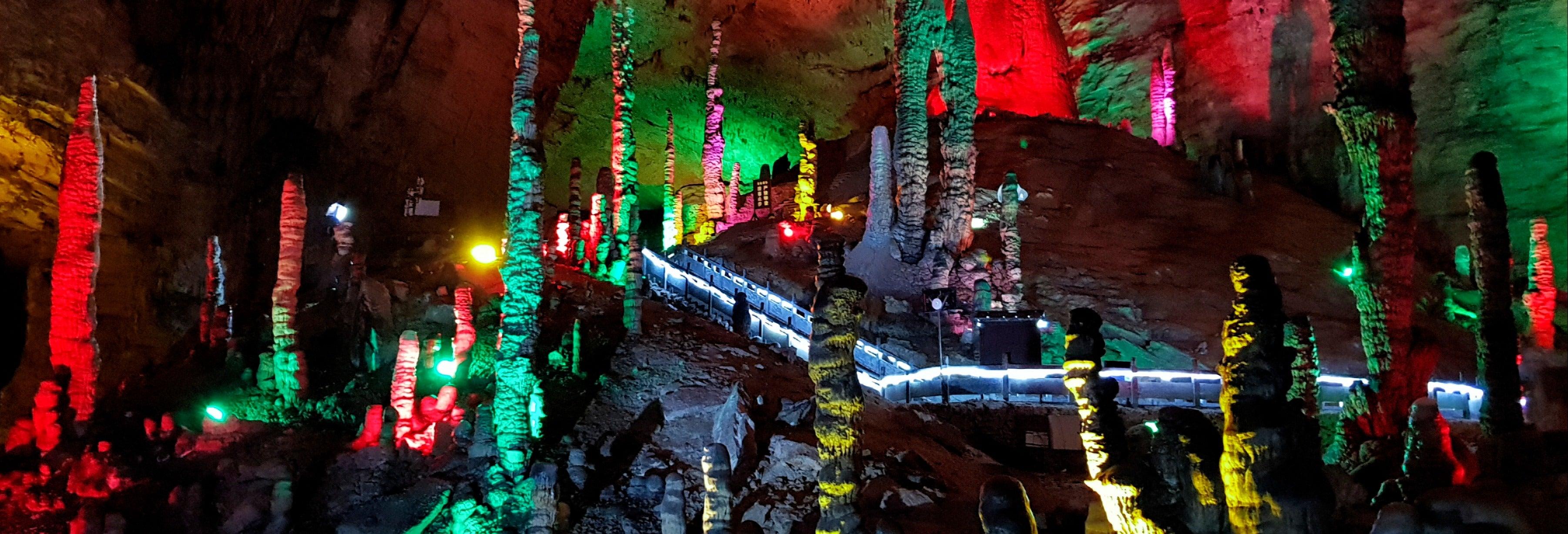 Escursione privata al Gran Canyon + Grotta del Drago Giallo