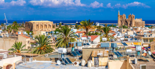 Excursion à Salamine et Famagouste