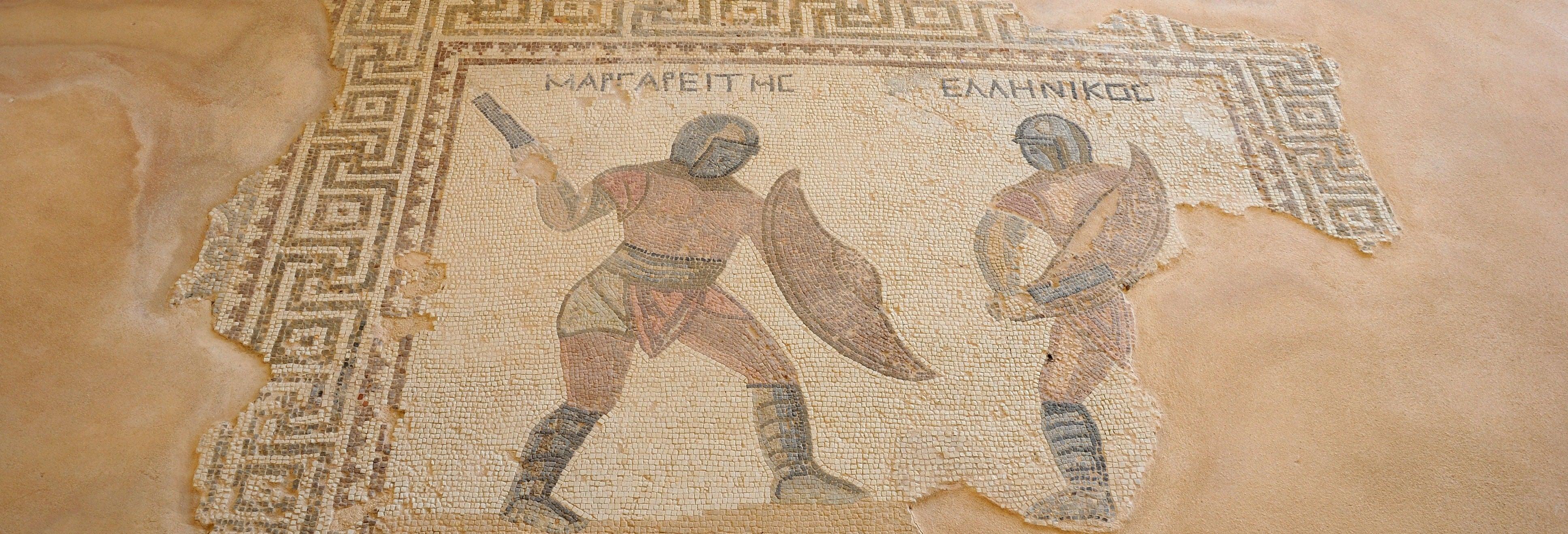 Excursion à Kourion, Omodos et Koilani + Château de Kolossi