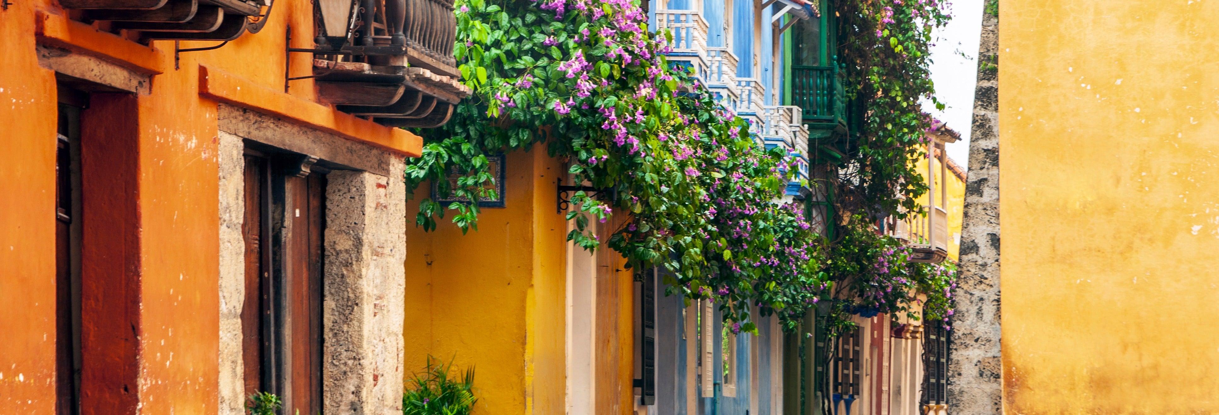 Excursión a Cartagena de Indias