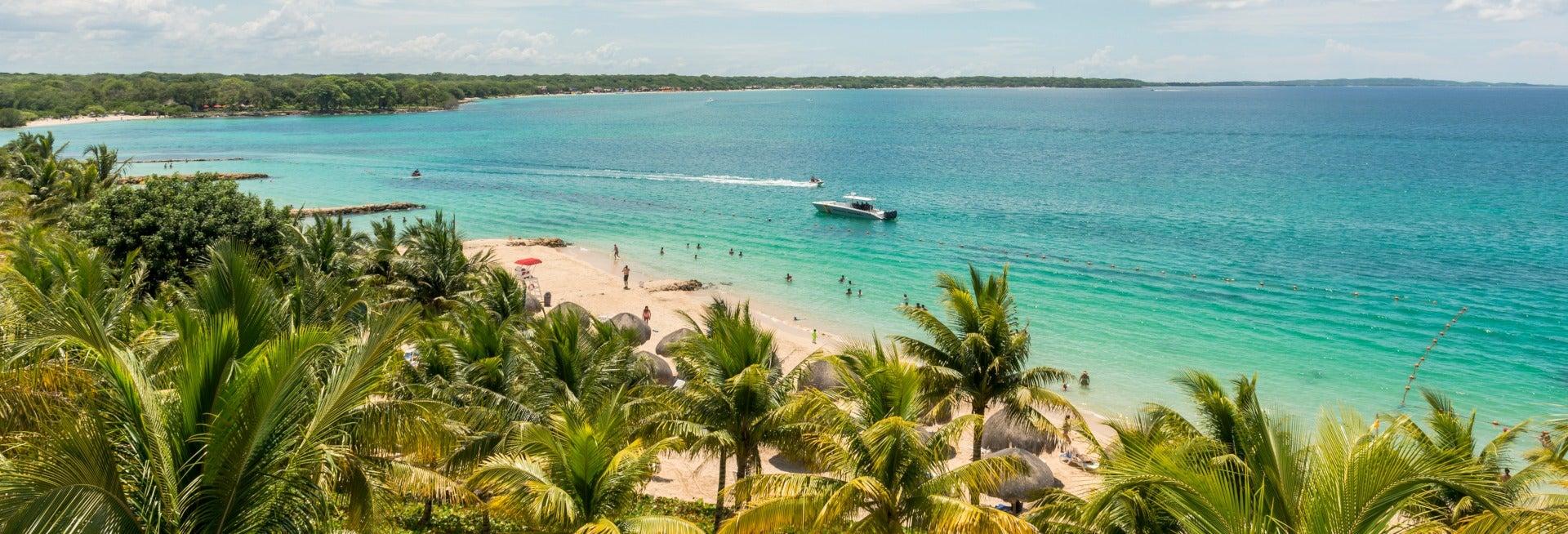 Escursione a Cartagena e alle Isole del Rosario