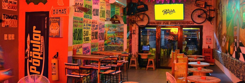 Pub crawl ¡Tour de fiesta por Barranquilla!