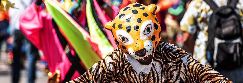 Tour de la artesanía del Carnaval de Barranquilla