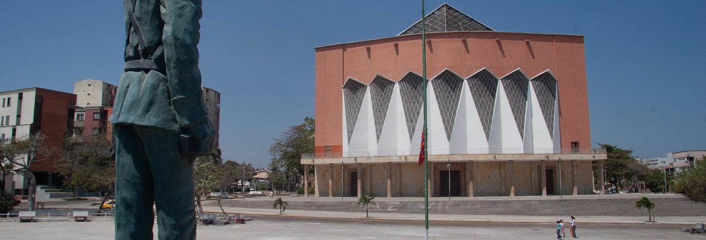 Tour panorámico por Barranquilla