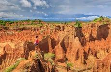 Excursión de 2 días al desierto de la Tatacoa