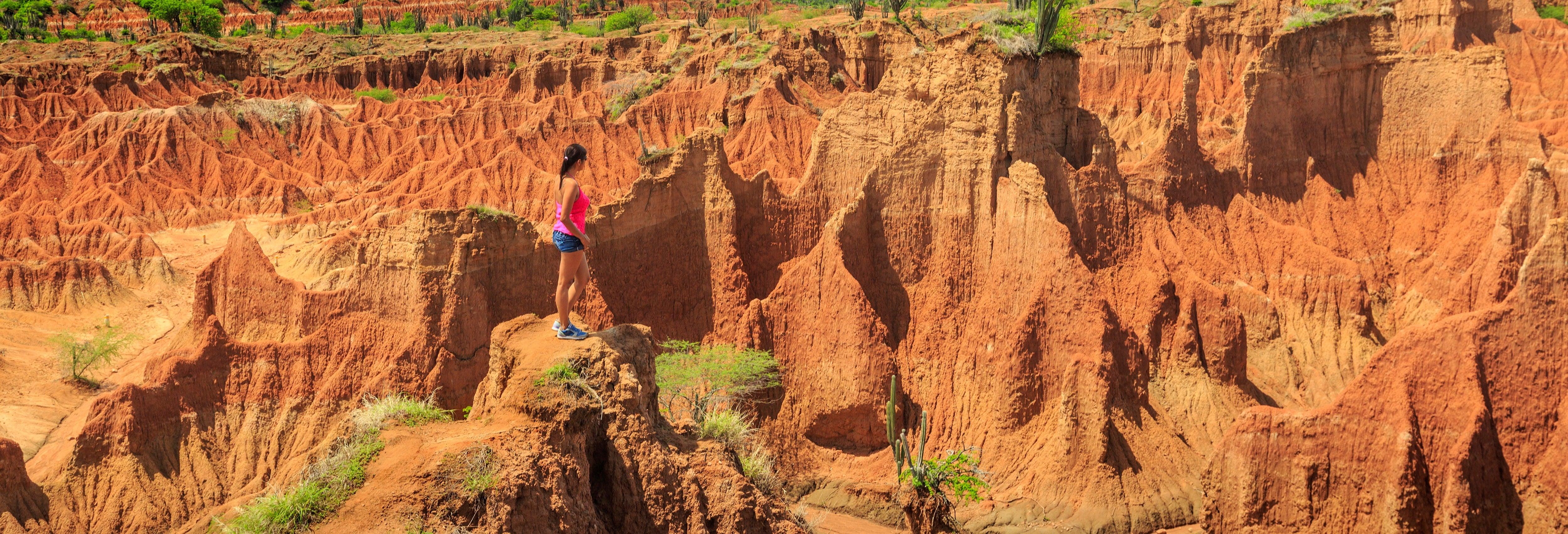 Excursão de 2 dias ao deserto de Tatacoa